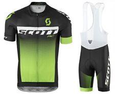 HL-N013 New fashion cycling clothes men's cycling jersey,bib shorts set gel pad