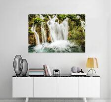 3D Weißes Wasser rauschen 73 Fototapeten Wandbild Bildtapete Familie AJSTORE DE