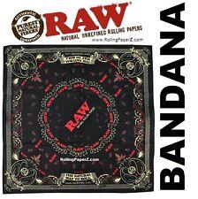 Raw Rolling Paper Brand Hat,T-Shirt, Rolling Mat, Bandana, Scarf, XXL Door Mat