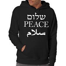 Peace Kapuzenpullover | Salam | Schalom | Jay | Frieden | Tour | Z