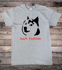 Doge Doggo Shiba Pupper Such Fashion T-Shirt