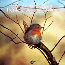 ECOUTER ET RECONNAITRE Trente Oiseaux Famil FR Press LP