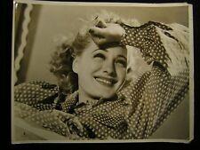 30s Ellen Drew Oversize 10x13 PHOTO By Don English OS18