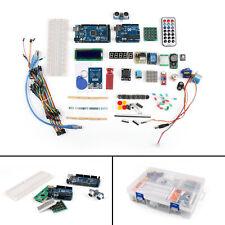 Super UNO DIY Mega 2560 LCD1602 HC-SR04 Starter Kit For Arduino RFID Relay