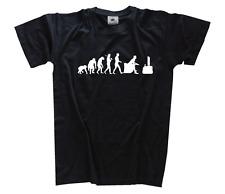 Estándar EDITION CONSOLA de juegos jugar Gaming Evolution Camiseta S-xxxl