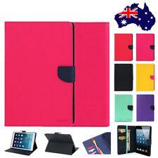 Mercury Goospery Fancy Diary Case For Apple iPad 2 3 4 Air Mini iPhone 5 5S 4 4S