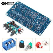 NE5532 HIFI OP-AMP Amplifier Preamplifier Volume Tone EQ Control Board DIY Kit
