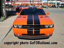 "2011 2012 2013 2014 Dodge Challenger 10"" Racing Stripes Vinyl Graphic Decal 40FT"
