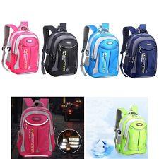Fashion Children For Teenage School Bag Girls Boys Backpack Travel Rucksack Bags