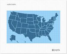 United States Needlepoint Kit or Canvas