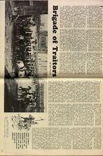 Mexican-American War-Band Of Traitors-Irish Bragg, Rilley,MX-Ampudia,Ortega,