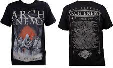 ARCH ENEMY - War Eternal Summer Tour 2014 - T-Shirt - Größe Size S - XL - XXL