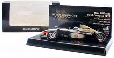 Minichamps McLaren MP4/13 1998 campeón del mundo-Mika obligaba escala 1/43