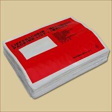 Lieferscheintaschen C5 Lieferschein Rechnung Dokumententaschen Begleitpapiere