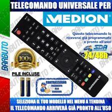 TELECOMANDO UNIVERSALE MEDION CLICCA IL TUO MODELLO LO RICEVERAI GIA PRONTO