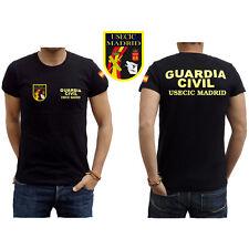 Camiseta Guardia Civil USECIC MADRID