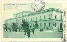 CARTOLINA d'Epoca: CAMPOBASSO - CONVITTO NAZIONALE
