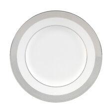 NEW Wedgwood Vera Wang Grosgrain Banded Entree Plate