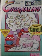 Giornalino 43 1990 Akim L'Indiano di N. Quinto Pinky Nicoletta + inserto Conosce