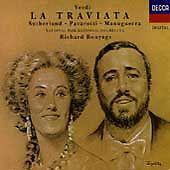 Verdi - La Traviata / Sutherland, Pavarotti, Manuguerra, NPO, Bonynge, New Music