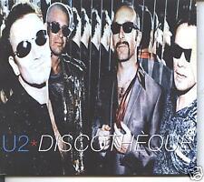 u2- discotheque digipack maxi cd