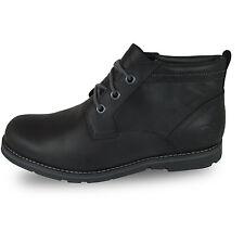 Timberland Baltram plain toe Ch jet black-boot Haute homme