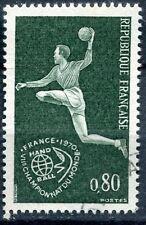FRANCE TIMBRE OBL N° 1629 HANDBALL