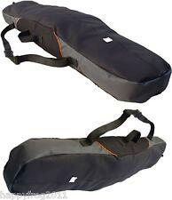 Snowboard Borsa da viaggio manica Valigetta Bagaglio 155cm 165 cm Grigio Striscia Arancione