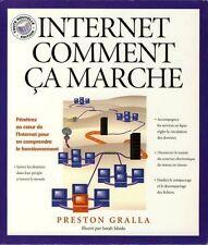 Livre Internet comment ça marche Firewalls Wais TCPIP /BB12