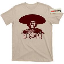 The Three Amigos El Guapo Chevy Chase Steve Martin Short blu ray dvd tee T Shirt