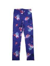 MEXX Niñas Leggings Azul Oscuro con estampado flores talla 98-140