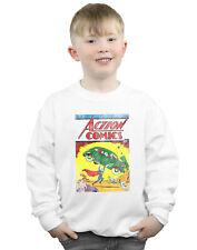 DC Comics Boys Superman Action Comics Issue 1 Cover Sweatshirt