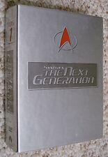 Star Trek: The Next Generation - Complete Season 1 (7-DVD Set) One First 1st TNG