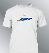 Tee shirt personnalise S1000RR S M L XL XXL homme moto S1000 RR