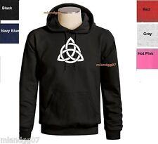 Triquetra Celtic Knot Symbol Symbol Sweatshirt Hoodie SZ S-3XL