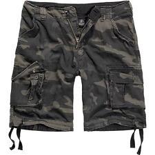 BRANDIT Bermuda Pantaloncini uomo militare tasconi URBAN LEGEND SHORTS Darkcamo