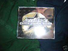 CD Metal Saliva Click Click Boom Promo MCD ISLAND