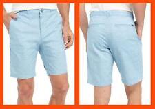 Calvin Klein ~ Slub Cotton Men's Slim Fit Shorts $70 NWT