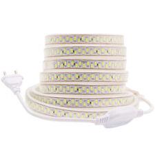 Hight Bright LED Strip Lights 220V Tape Waterproof 5630 SMD Home Decoration