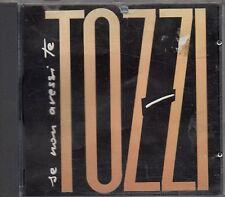 UMBERTO TOZZI raro CD SINGLE promo 1 traccia SE NON AVESSI TE stampa FRANCESE