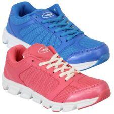 ZAPATILLAS MUJER Mercury Zapatos Jogging Cordones Atletismo Gimnasio Malla