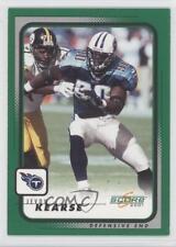 2001 Score #207 Jevon Kearse Tennessee Titans Football Card