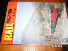 Rail Magazine n°126 Croix Rouge Belgique vapeur Suisse