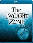 The Twilight Zone - Season 1 (Blu-ray Disc, 2010, 5-Disc Set)