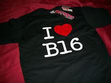 JDM STYLE I LOVE B16 T-SHIRT ACURA INTEGRA HONDA CIVIC EK B16A B16A2 B16B EG EK