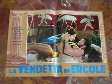 FOTOBUSTA 1, LA VENDETTA DI ERCOLE (GOLIATH AND THE DRAGON), FOREST, CRAWFORD