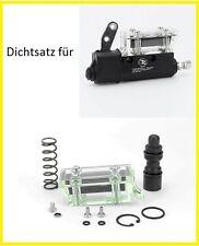 Kart Bremszylinder Hauptbremszylinder m.Tank Reparatur Satz Dichtsatz Dichtung