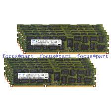 8GB Samsung 4GB DDR3 2RX4 PC3-10600R 1333MHz Reg-DIMM ECC Server Memory RAM Lot