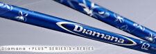 NEW Diamana Blue Board S+ Series Driver Shaft – Choose Weight, Flex & Adapter