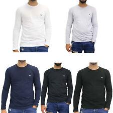 Lacoste T-Shirt Longsleeve Langarmshirt Pullover Shirt Langarm Herren